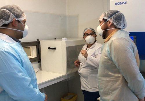 Primer Laboratorio para la detección del Coronavirus comenzará a funcionar desde este lunes en Pto. Aysén | RLN
